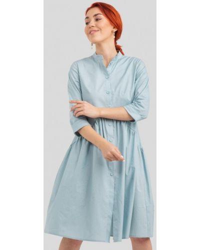 Платье платье-рубашка весеннее Bessa