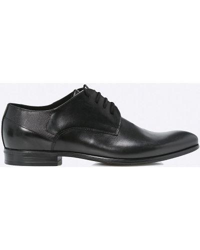 Черные туфли Domeno