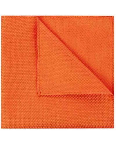 Pomarańczowa poszetka Blick