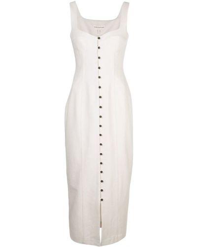 Платье мини миди на пуговицах Mara Hoffman