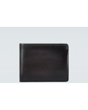 Кожаный кошелек - черный Berluti