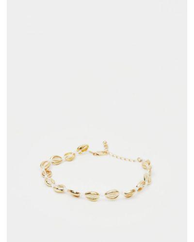 Złota bransoletka ze złota Pieces
