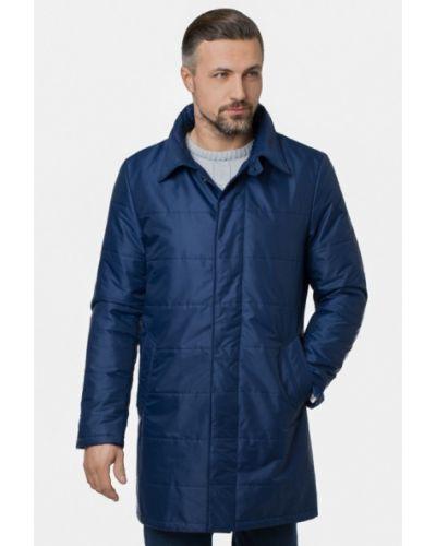 Синяя куртка демисезонная Arber
