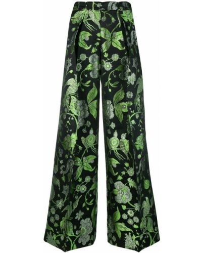 Свободные брюки палаццо с карманами Christian Pellizzari