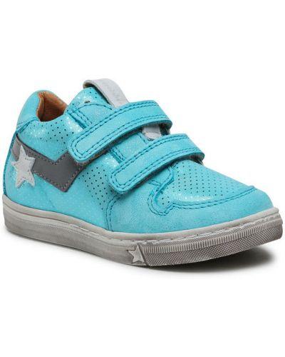 Niebieskie sneakersy Froddo