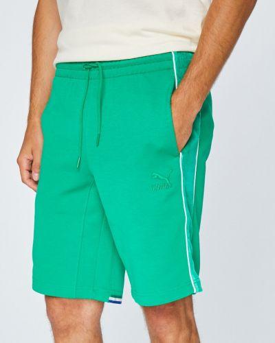 Спортивные шорты прямые на резинке Puma