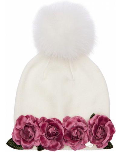 Różowy kapelusz Monnalisa