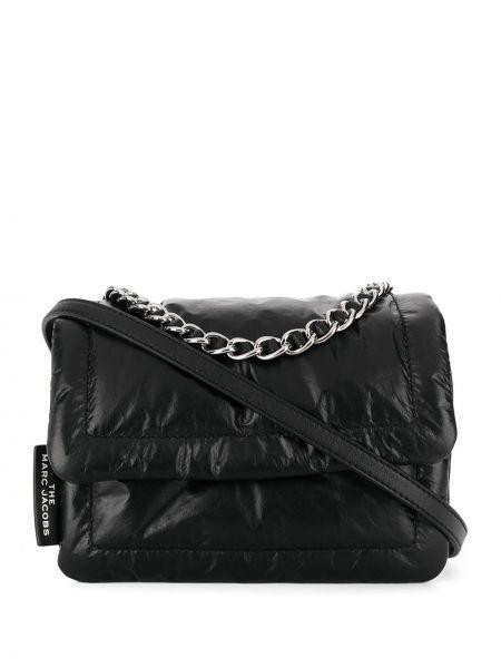 Сумка на цепочке на плечо черная Marc Jacobs