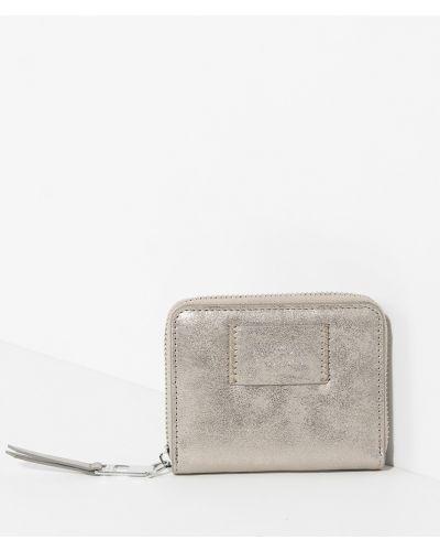 Кожаный кошелек мини Parfois