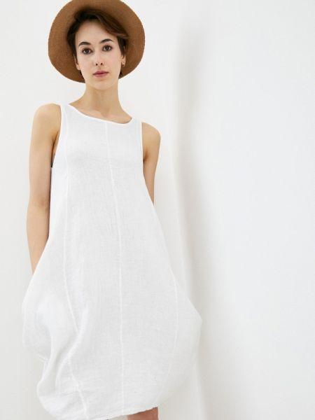 Белое платье Perfect J