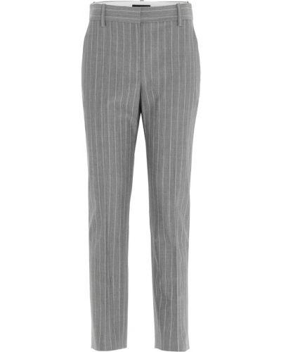 Szare spodnie Theory