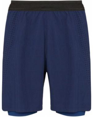 Синие короткие шорты Soar