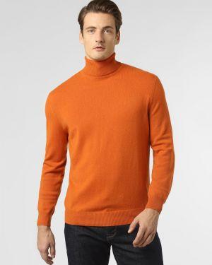 Golf - pomarańczowy Andrew James