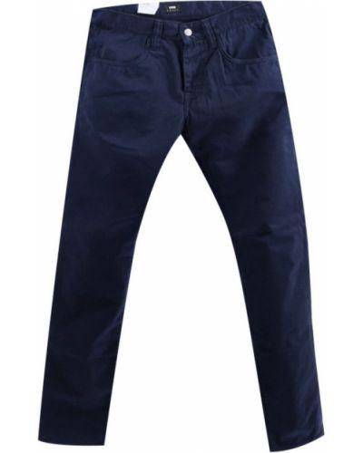 Niebieskie spodnie Edwin