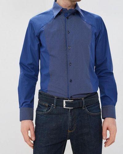Рубашка с длинным рукавом синий Elijah & Sims