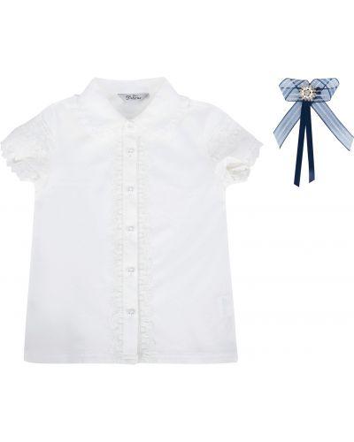 Блуза белая Deloras