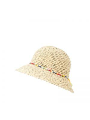 Beżowy kapelusz Loevenich