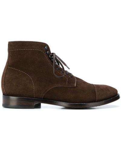 Ботильоны кожаный для обуви Officine Creative