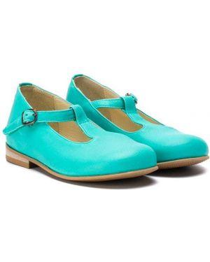 Зеленые туфли Pépé Kids