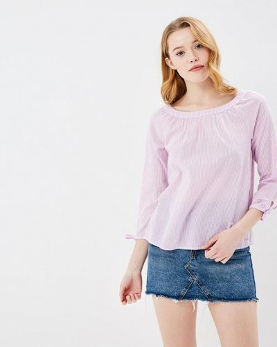 Розовая блузка S.oliver