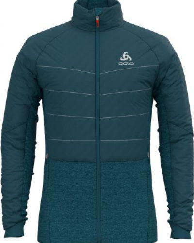 Шерстяная утепленная куртка для бега Odlo