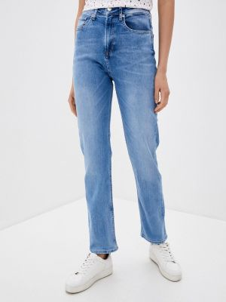 Прямые джинсы mom Pepe Jeans