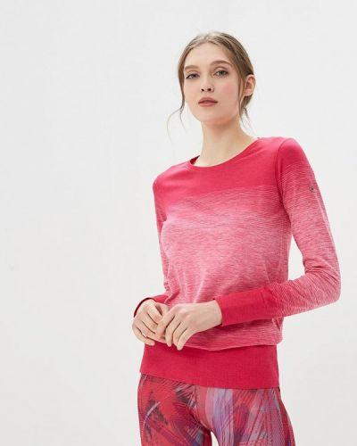 Розовый спортивный лонгслив Asics