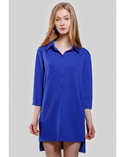 Платье - синее Sfn