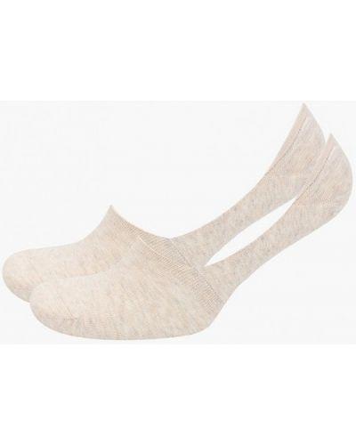 Бежевые носки Dim