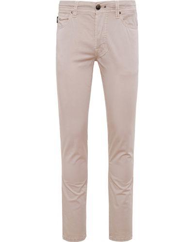 Beżowe spodnie Tramarossa