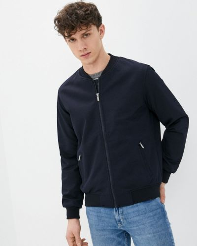 Синяя куртка Defacto