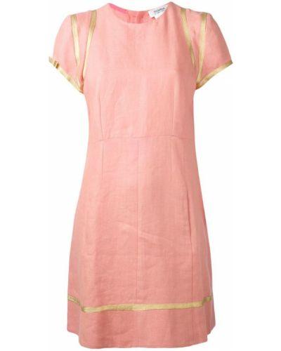 Платье льняное винтажная Sonia Rykiel Pre-owned