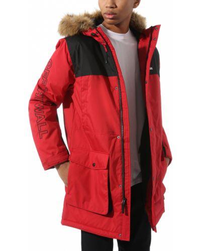 Куртка на молнии с подкладкой Vans