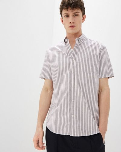 Серая рубашка с короткими рукавами Marks & Spencer