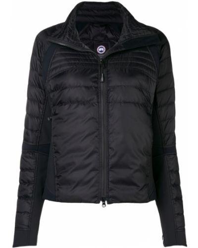Куртка черная Canada Goose
