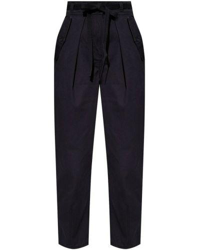 Niebieskie spodnie Ulla Johnson