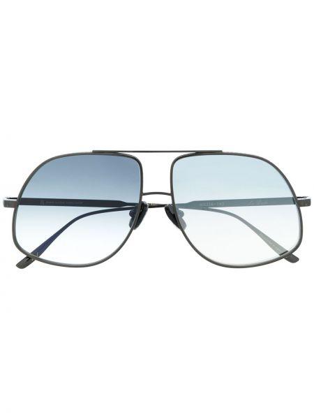 Czarne okulary Anna Karin Karlsson
