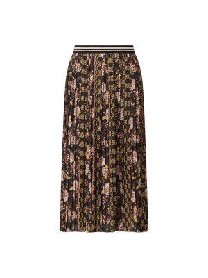 Spódnica rozkloszowana - czarna Rich & Royal