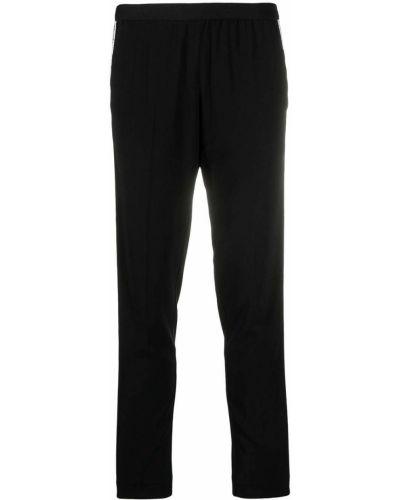 Зауженные черные брюки эластичные Zadig&voltaire