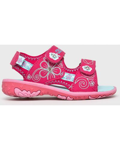 Босоножки розовый Kappa