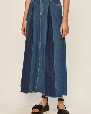 Dżinsowa spódnica midi maxi Pepe Jeans