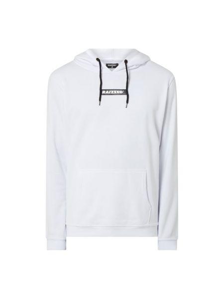 Bluza z kapturem bawełniana z printem Raizzed