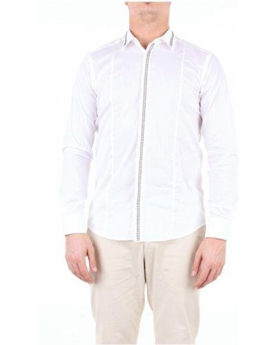 Koszula bawełniana zapinane na guziki Messagerie
