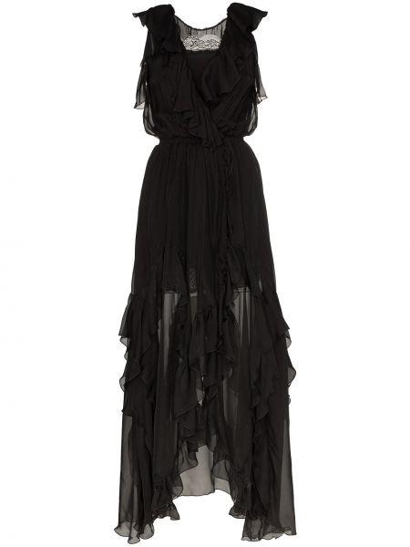 Платье с поясом с запахом с V-образным вырезом Faith Connexion