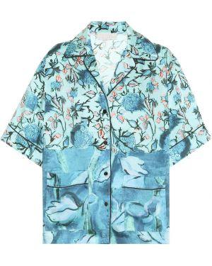 Niebieska koszula Peter Pilotto