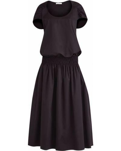 Платье мини макси со складками The Row
