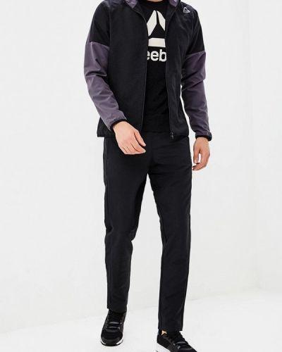 Спортивный костюм черный Reebok