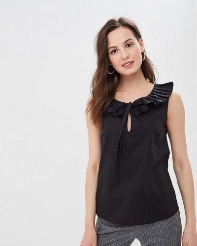 Блузка - черная Yusko