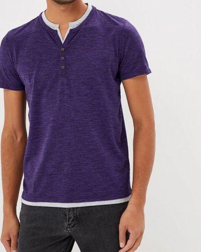Фиолетовая футболка Sela