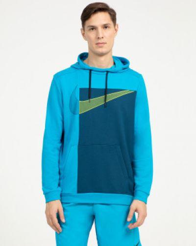 Трикотажная худи с капюшоном на молнии Nike